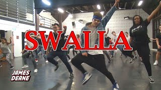 Swalla - Jason Derulo Ft. Nicki Minaj & Ty Dolla $ign | Choreography by James Deane