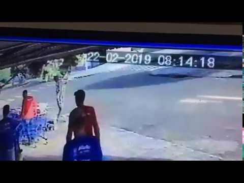 Uma mulher sofre ferimentos gravíssimos em acidente automobilístico em Goioerê - Cidade Portal
