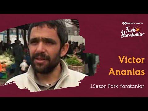 Turkey's Changemakers - Fark Yaratanlar Victor Ananias (S01-E15)