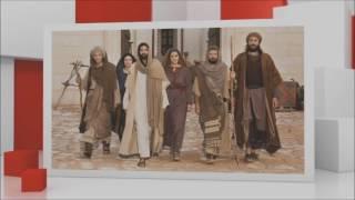 PASCAL OBISPO -  INTERVIEW JÉSUS, DE NAZARETH A JÉRUSALEM - 30 avril 2017 sur France 2
