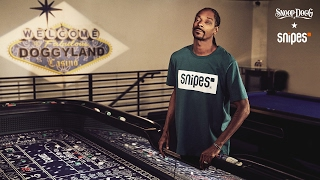 SNIPES presents: Snoop Dogg x SNIPES