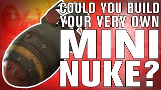 The SCIENCE! Behind mini nukes in Fallout 4 width=