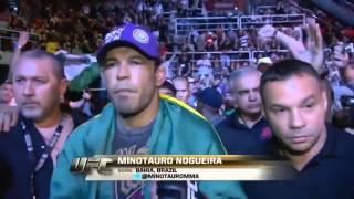 Как крадут кепки бойцов UFC