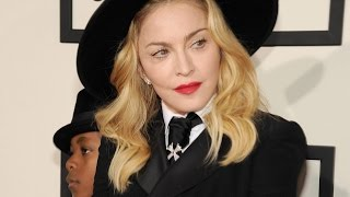 MADONNA IS NOT HAPPY WITH 'BLOND AMBITION'