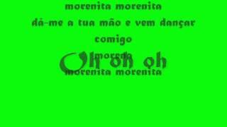 Lucenzo-Baila Morena (Letra)