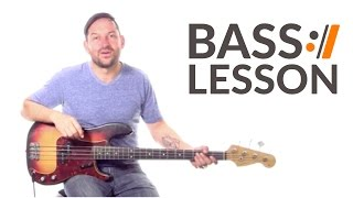Real Love - Hillsong Young and Free // Bass Guitar Tutorial