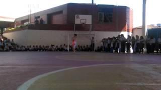 Baile de salsa en el colegio Gonzalo Jiménez Navas