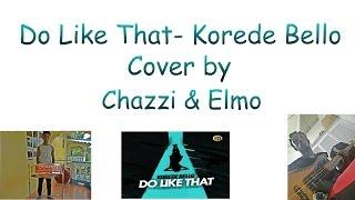 Do like that-Korede Bello Steelpan Cover