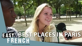 Easy French 53 - Best places in Paris width=