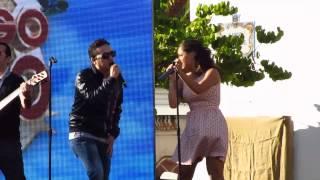 """David Antunes & Midnight band com Vanessa Silva   """"Não te quero mais"""""""