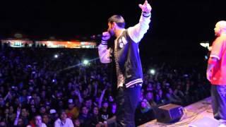 Rayden - Mi Primera Palabra (feat.Sharif) BOAFEST'13