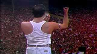 Queen-Live Aid Vocal Improv HD Remastered