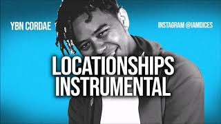 "YBN Cordae ""Locationships"" Instrumental Prod. by Dices *FREE DL*"
