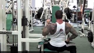 One-Arm Lat Pulldown by Jim Stoppani