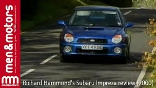 Richard Hammond's Review Of A Subaru Impreza (2000) width=