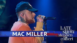 Mac Miller - Ladders Live @ The Late Show
