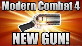 "Modern Combat 4: Zero Hour - NEW GUN! ""40MM Thor GPL"""
