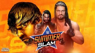 1080pᴴᴰ ► WWE SummerSlam 2015   OFFICIAL Theme Song     'Big Summer' by CFO$