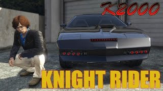 K2000 Remake GTA 5 (Ruiner2000).