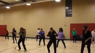 Doin me- Linedance- West Coast Finest Stockton CA