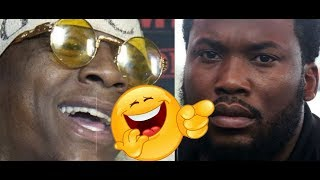 Meek Mill REACTS to Soulja Boy ANTICS on Breakfast Club along with Internet REACTIONS