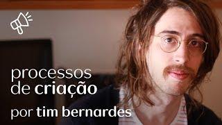 AMPLIFICA por Tim Bernardes - Processos de criação