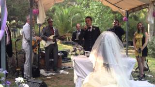 Non ti dimenticherò - Live on Antonio and Giovanna's Wedding