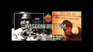 """DID RAPPER KOLYON TRY TO STEAL COO COO CAL'S BEAT/SONG """"MY PROJECTS""""?"""