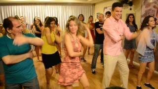 Macarena no Baile Latino - momento descontração :)