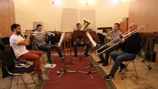 In the Mood -Take 5 Brass