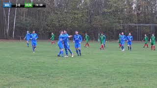 Milton v Huntingdon United Highlights