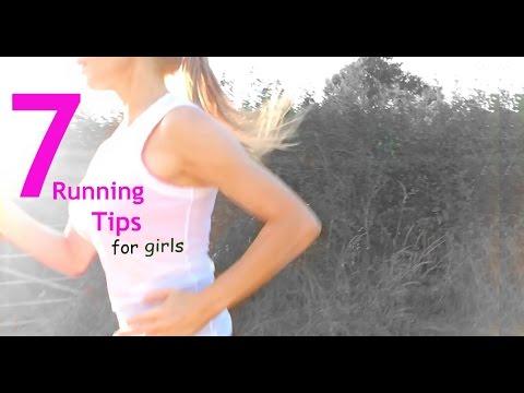 7 Running Tips for Girls.