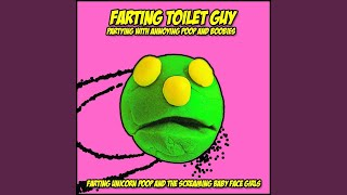 Stuffing Panties with Foam and Sawdust While Farting and Whistling