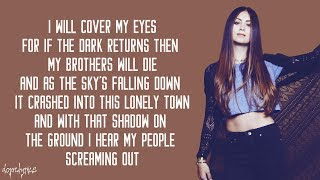 I See Fire - Ed Sheeran (Cover By Jasmine Thompson)(Lyrics)