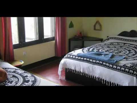 Rejser Ferie Hoteller i Nepal Sapana Village Lodge Sauraha Chitwan Nepal rejser Ferie