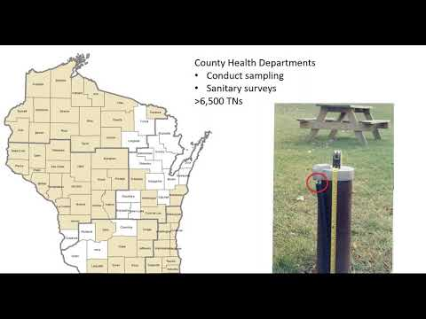 Public Wells and Accessing Well Data through DNR databases and Viewers