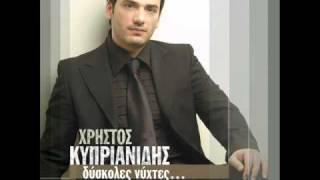 Ola moiazoun na xoun teleiwsei(HQ) Christos Kiprianidis