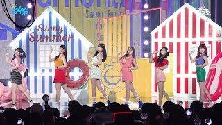[예능연구소] 여자친구 여름여름해 @쇼!음악중심_20180721 Sunny Summer GFRIEND in 4K