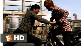 The Protector 2 (2/11) Movie CLIP - Motorbike Gang Attack (2013) HD
