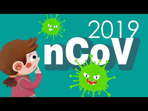 A book for child about nCoV 给孩子的新冠狀病毒科普繪本 - YouTube