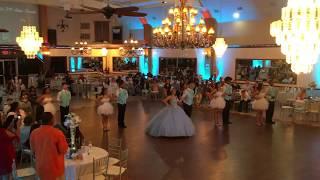 Sarah Villareal's  Slow Dance | Hero Enrique Iglesias | Waltz | Vals | Pushia Presentations