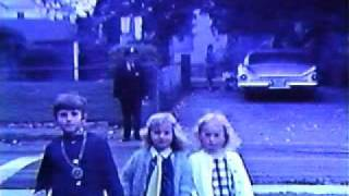 First Day of School 1968