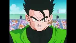 Dragon Ball Z - Son Gohan goes SSJ2 (Japanese)