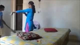 CCTV Caught Desi Women width=