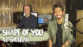 Ed Sheeran - Shape Of You (Live Cover) | Paulo Sousa