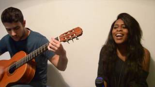 ARETHA FRANKLIN • Bridge Over Troubled Water (Acoustic Cover) by SYAH Soul Singer & Gonzalo Puron