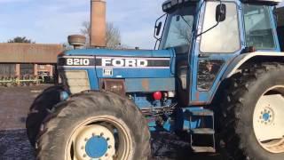 Ford 8210, 1991 Mk lll