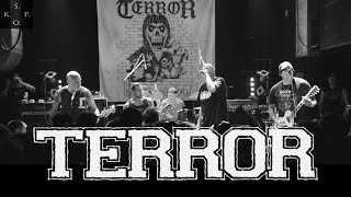 TERROR - Live By The Code live (HD) in Paris 2018