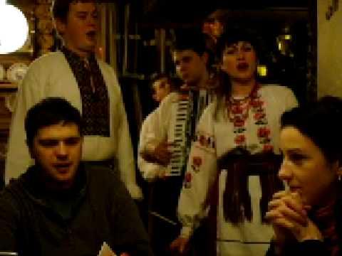 Ukrainian Country & Western – Tragic Love Song