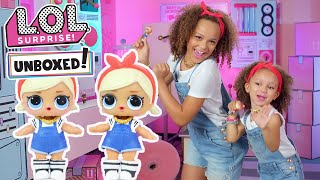 Unboxed! | LOL Surprise! | Episode 4: Twinsies!